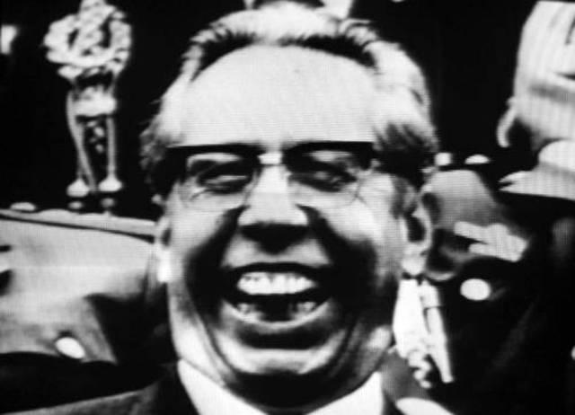 Gustavo Diaz Ordaz Elected President