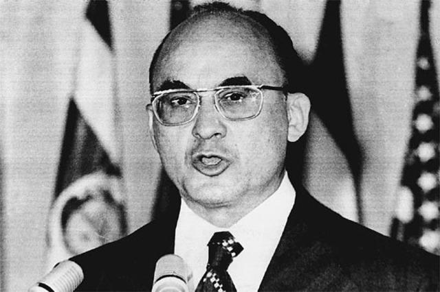 Luis Echeverria Elected President