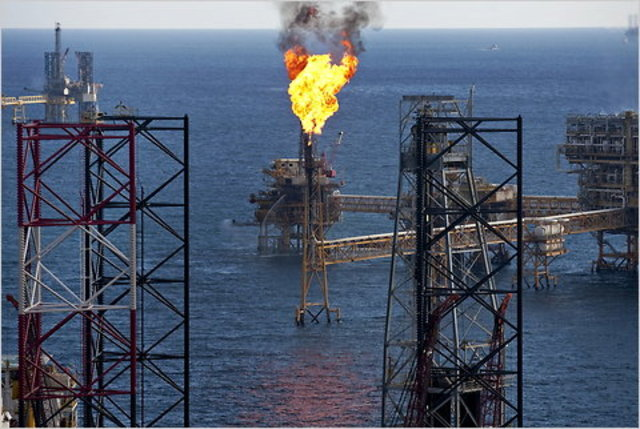 Oil reserves found