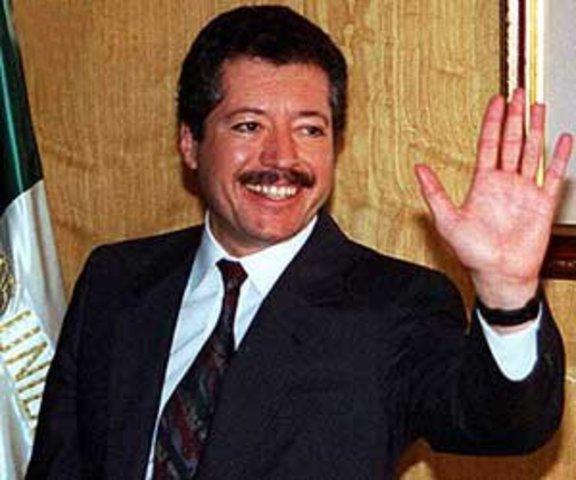 Luis Donaldo Colosio Assassinated