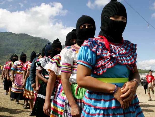 Chiapas Rebellion