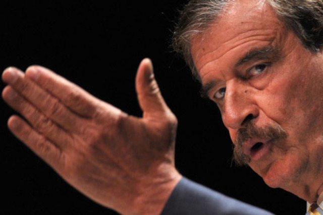 Vicente Fox Elected President