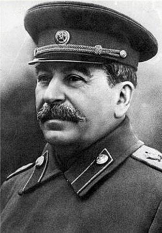 Muere el dictador soviético Stalin