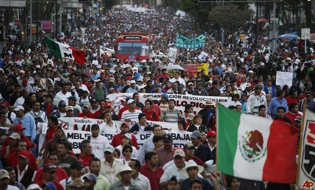 2011 Mexican Protests