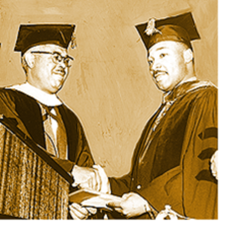 Kind receives doctorate degrees