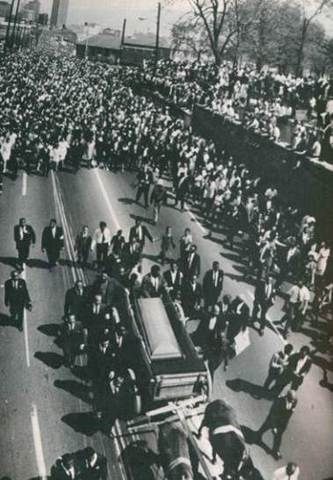 King`s Funeral