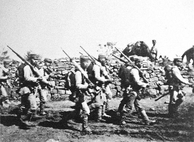 Fin Guerra Ruso-Japonesa