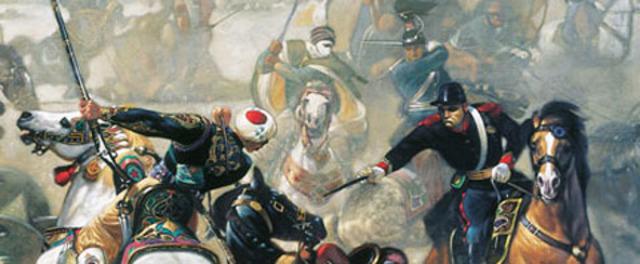 Engelsk-franske kolonikrig
