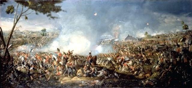 Napoleon afsættes