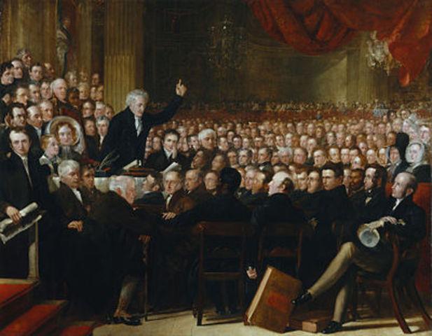 1840 World Anti-Slavery Convention - London
