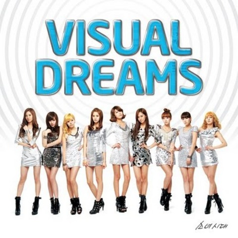 """First song in 2011 """"Visual Dreams"""""""
