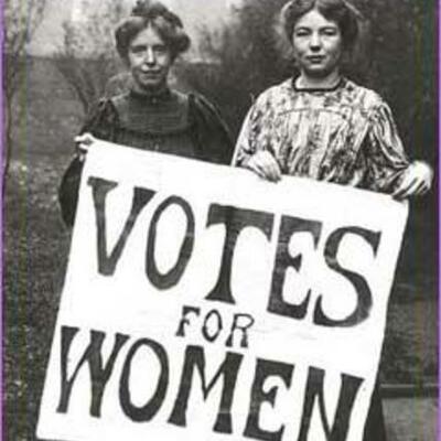 Women Suffrage timeline