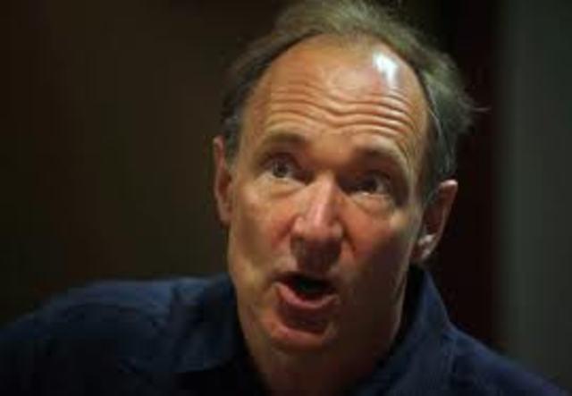 The Internet, World Wide Web & Tim Berners-Lee