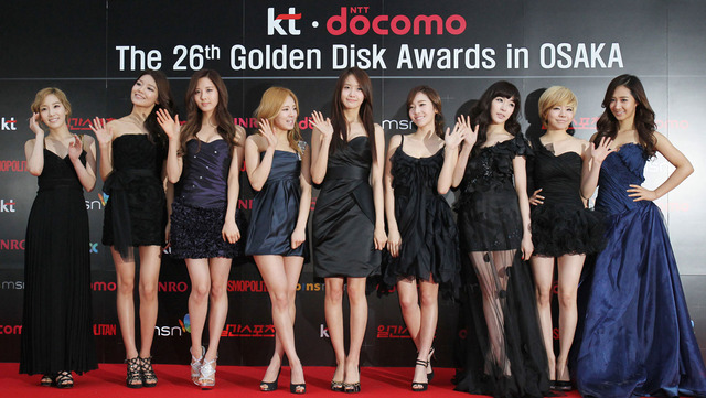 Went to the Golden Disk Award and won 2 Awards