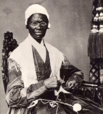 """Sojourner Truth """"Ain't I a Woman"""" Speech"""