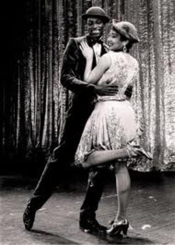 The Beginning of Tap Dancing