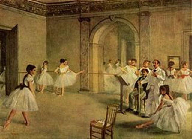The Beginning of Ballet