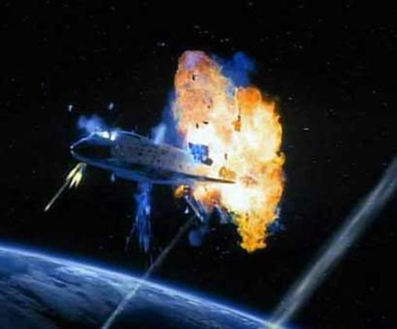 Accident del transbordador espacial Challenger
