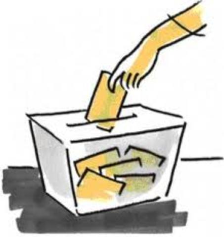 S'estableix democràcia a Xile