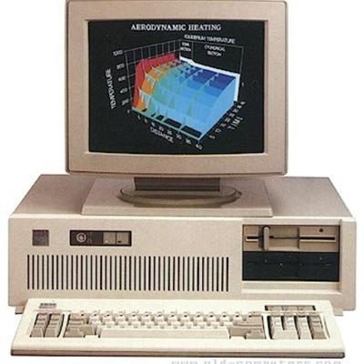 Computers 1990-2000 timeline