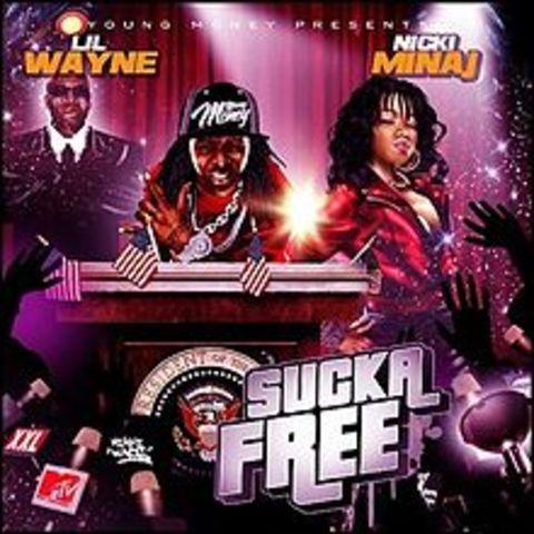 "Second Mixtape ""Sucka Free"""