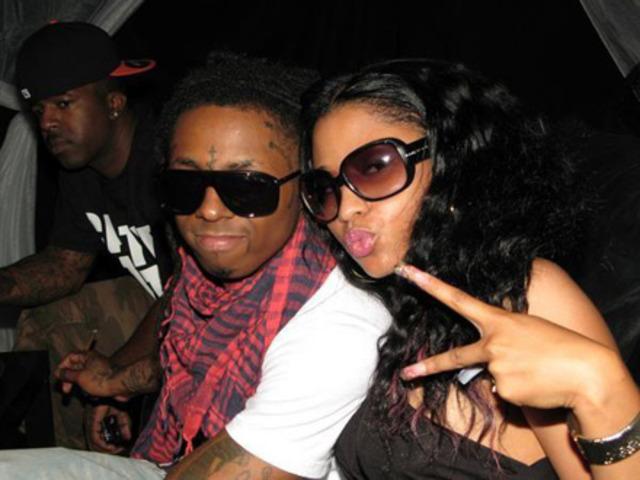 Nicki Minaj gets signed to Young Money Entertainment