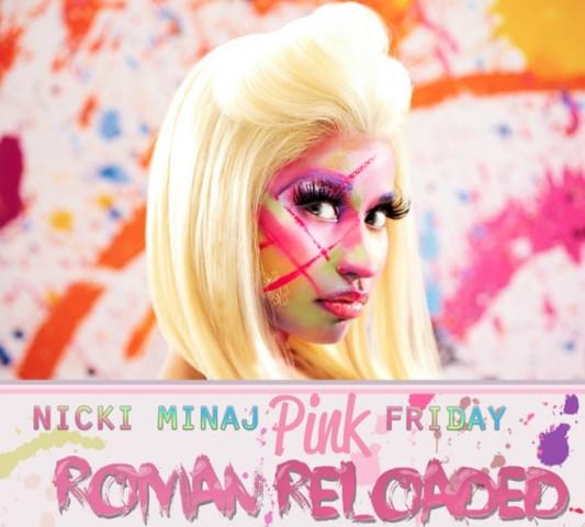 Nicki's sophmore album Pink Friday: Roman Reloaded