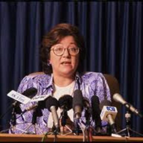 First Woman Premier