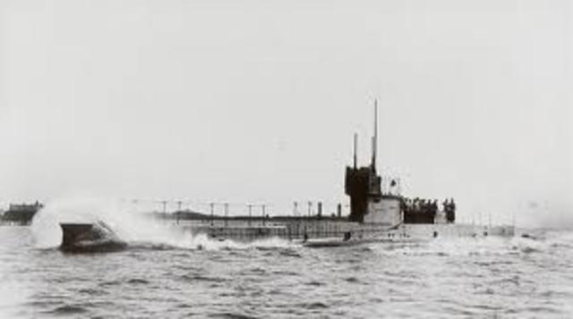 Japanese Submaines Raid in Sydney Harbour