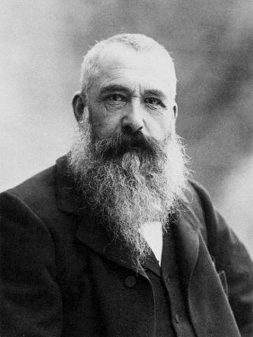 Claude Monet' surm