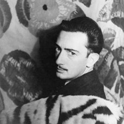 Salvador Dalí timeline
