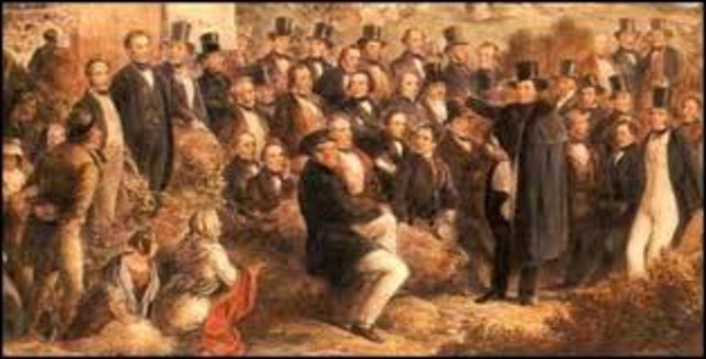 Catholic Emancipation Act is passed by Parliament