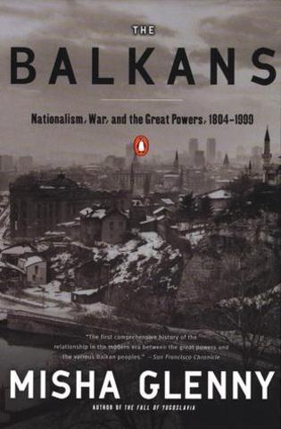 Growing Balkan Nationalism