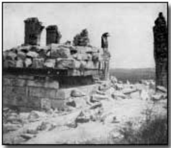 Fort Vaux fell to the Germans