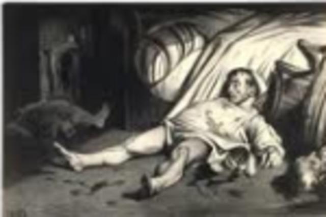 Daumier, Rue Transnonain, Realism