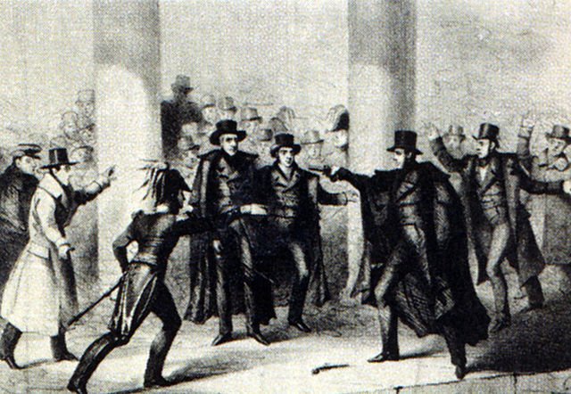 The Hit and Miss Assassination of Andrew Jackson