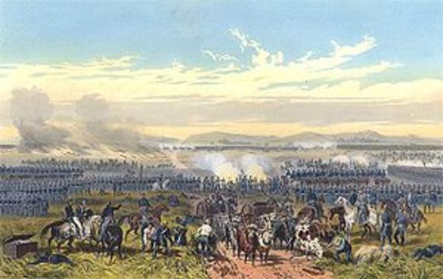 The First Conflict of the Mexican War