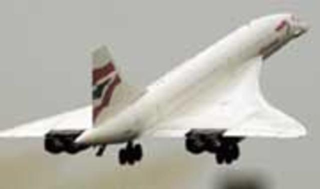 Absturz der Concorde F-BTSC