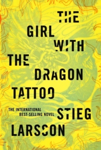 Favorite College Book: Girl With the Dragon Tattoo