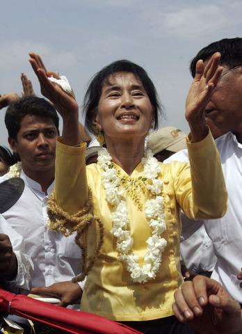 Aung San Suu Kyi wins seat in Parliament