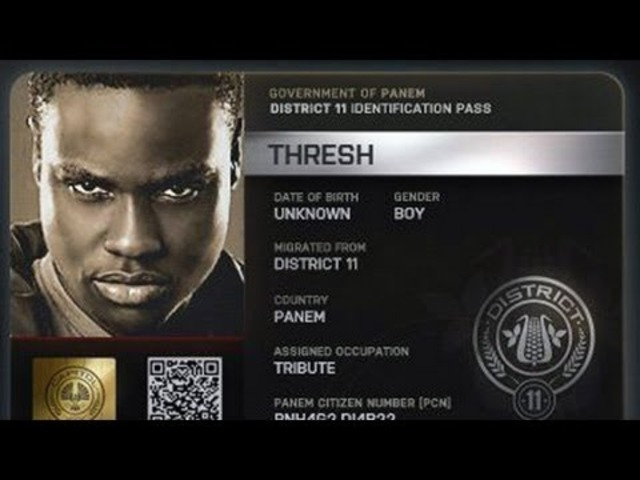 Katniss Feels Bad About Thresh Dying- bb3951