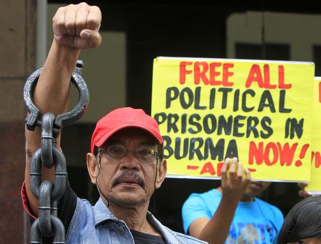 Amnesty for Political Prisoners