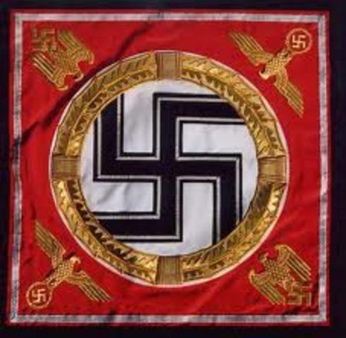 Nazis Invade Netherlands