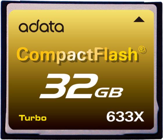 CompactFlash 32 GB