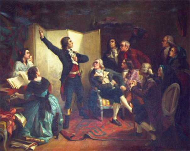 The Estates General becomes the National Assembly