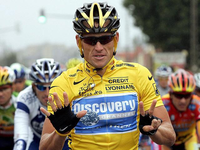 Lane Armstrong Wins Tour de France