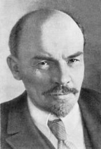 Lenin's Death & The Competition to replace him