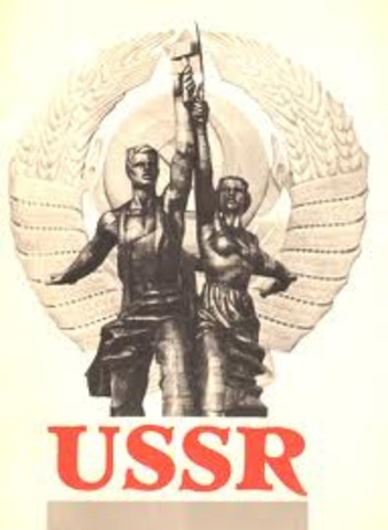 Formation of the USSR