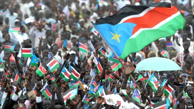 South Sudan Declares Independence