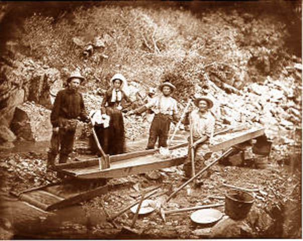 California Gold Rush, Womens Rights Convention